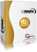 RelayFax Network Fax Manager